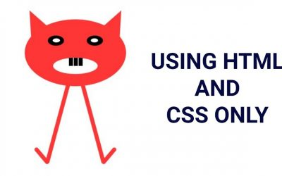 Do It Yourself – Tutorials – Create a Cartoon Character using HTML and CSS only – Web design University