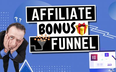 Do It Yourself – Tutorials – Elementor landing page – Affiliate marketing landing page tutorial 2021