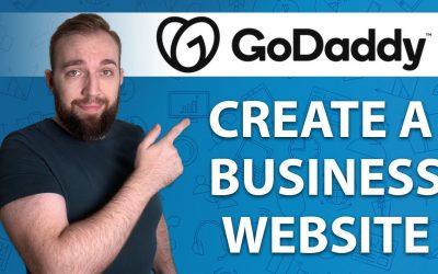 Do It Yourself – Tutorials – GoDaddy Website Builder Tutorial (2021): Create a Business Website in 15 minutes!