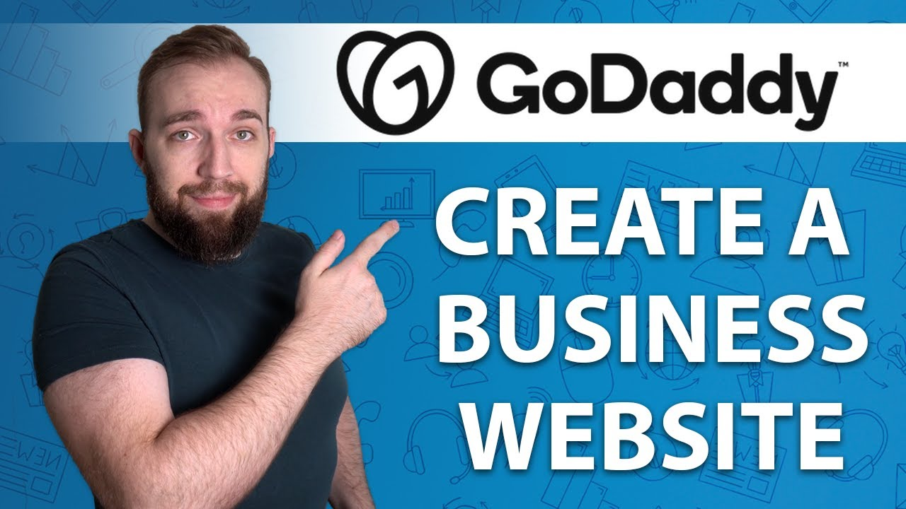 GoDaddy Website Builder Tutorial (2021): Create a Business Website in 15 minutes!
