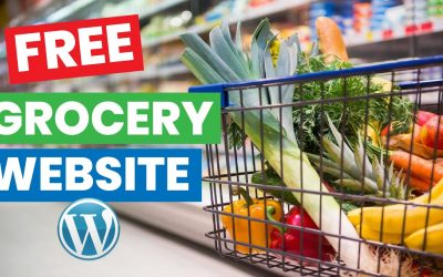 Do It Yourself – Tutorials – Grocery Website WordPress 2021 – Full Step-by-Step Tutorial