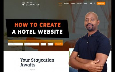 Do It Yourself – Tutorials – HOTEL BOOKING TUTORIAL 2021   Build A Hotel Booking Website   Commission Free
