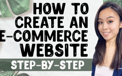 Do It Yourself – Tutorials – How to Create an Online Store (Step by Step Tutorial)