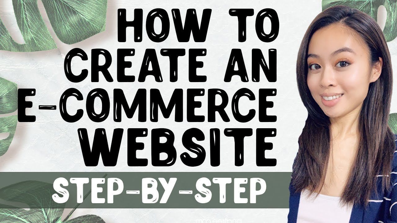 How To Create an Ecommerce Website | Step By Step Tutorial For Beginners