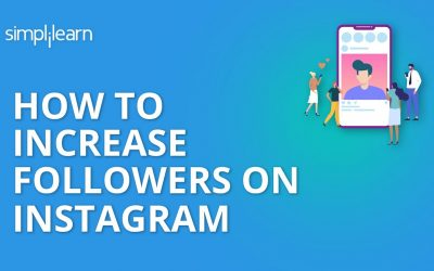 Do It Yourself – Tutorials – How To Increase Followers On Instagram   20 Tips To Increase Instagram Followers 2020   Simplilearn