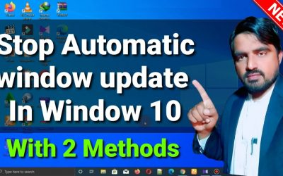 Do It Yourself – Tutorials – How To Stop Windows 10 From Automatically Downloading & Installing Updates | #windows10updatemhindi,