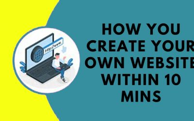Do It Yourself – Tutorials – How You Create Your Own Website Within 10 Mins – Bluehost WordPress Tutorial