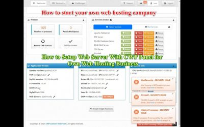 Do It Yourself – Tutorials – How to start your own web hosting company Tutorial in Bangla
