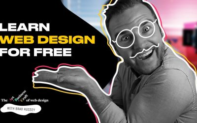 Do It Yourself – Tutorials – LEARN WEB DESIGN for BEGINNERS 2021 – Free Web Design Tutorial by Brad Hussey (Lesson 0)
