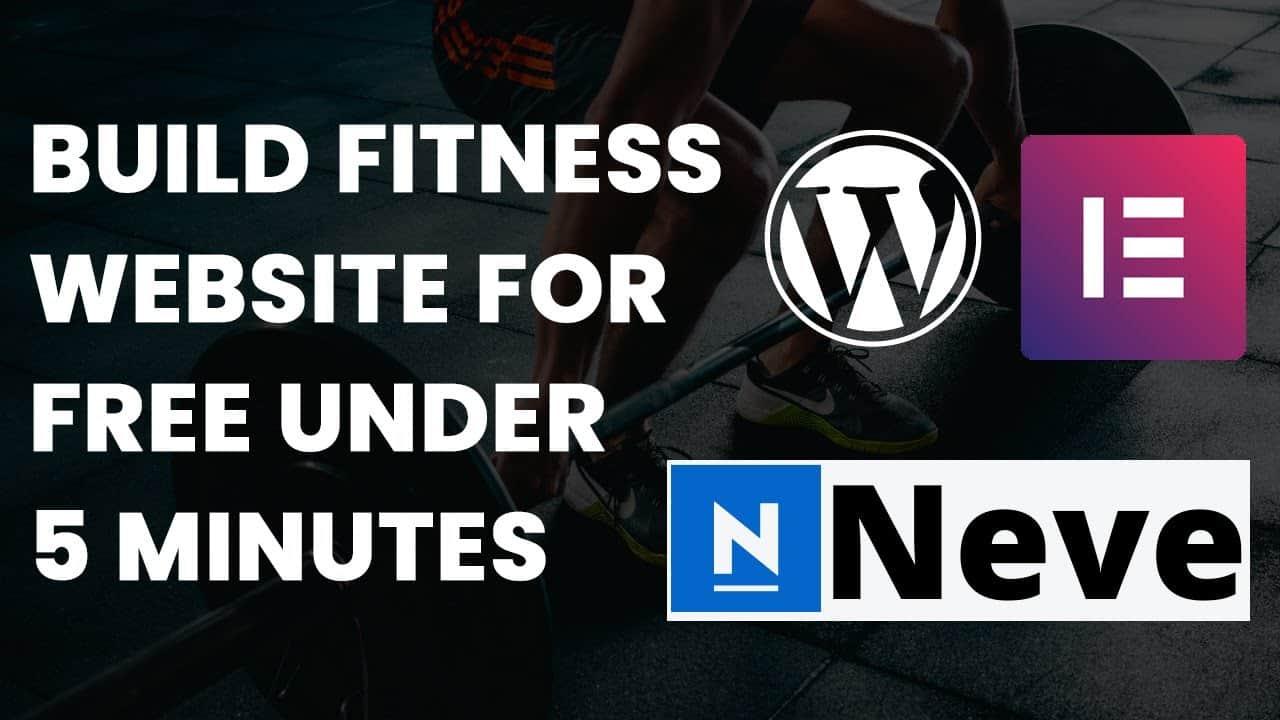 Learn how to build a wordpress website under 5 minutes | WordPress 2021 Tutorial