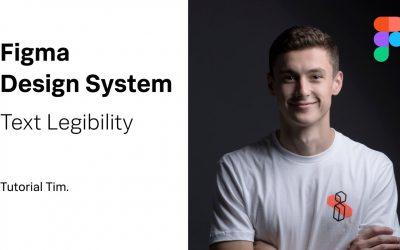 Do It Yourself – Tutorials – Lets Build a Design System: Text Legibility
