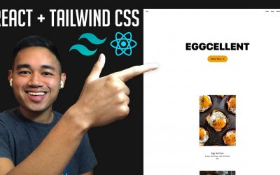 Do It Yourself – Tutorials – Make a React Website with Tailwind CSS Tutorial