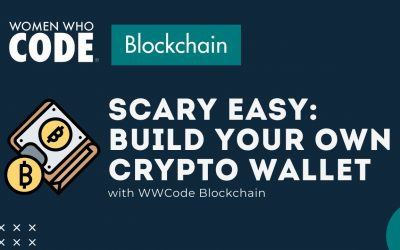 Do It Yourself – Tutorials – Scary Easy: Build your own Crypto Wallet