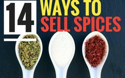 Do It Yourself – Tutorials – Spice Business Startup Tutorial [ 14 Ways To Sell Spices ] Selling Spices from home