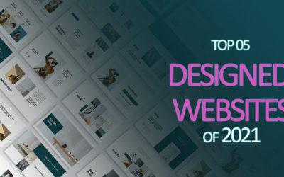 Do It Yourself – Tutorials – Top 5 Website Designs of 2021Illustrator tutorial Ui Ux design Adobe Xd design  Tabassum Tutorials