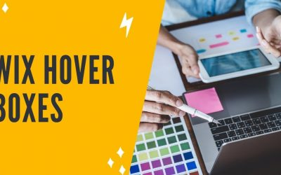 Do It Yourself – Tutorials – WIX HOVER BOX: How To Add A Hover Box In Wix