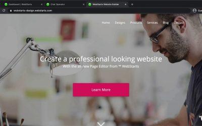 Do It Yourself – Tutorials – WebStarts Demo 2021