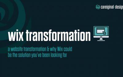 Do It Yourself – Tutorials – Wix Website Transformation Tutorial   Careiginal
