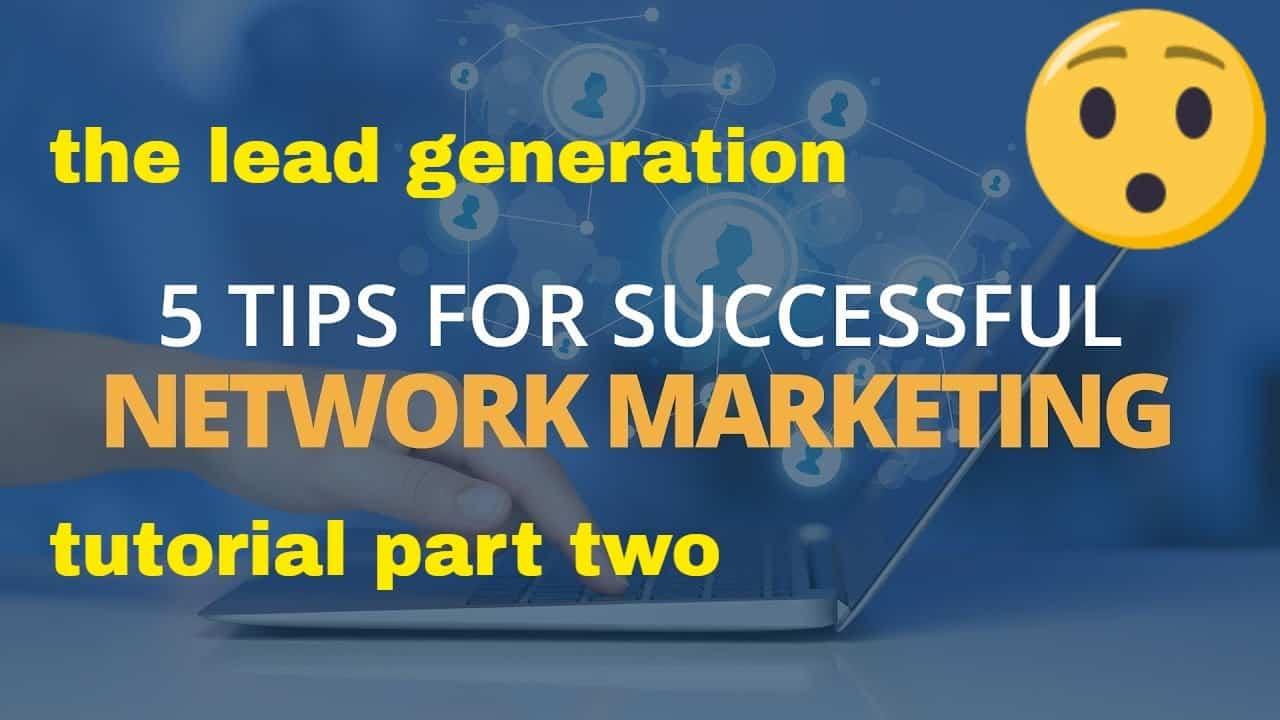 the lead generation tutorial part two building your business for autopilot