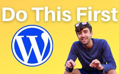 WordPress For Beginners – 15 Important Things to Do After Installing WordPress