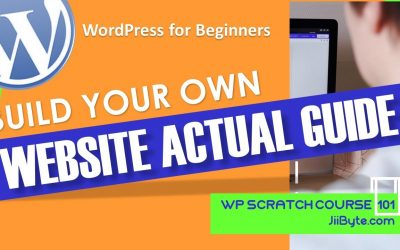 WordPress For Beginners – Build Your Own Website   A Video Guide To WordPress   Tutorial Part 1