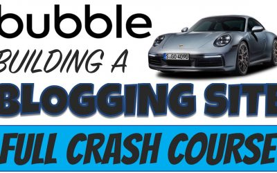 WordPress For Beginners – Building A Blogging Platform Without Coding (Like WordPress) | Bubble.io Tutorial for Beginners 2021