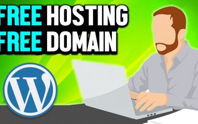 WordPress For Beginners – How To Make a Website For FREE in 8 MINS (Free Hosting & Domain)