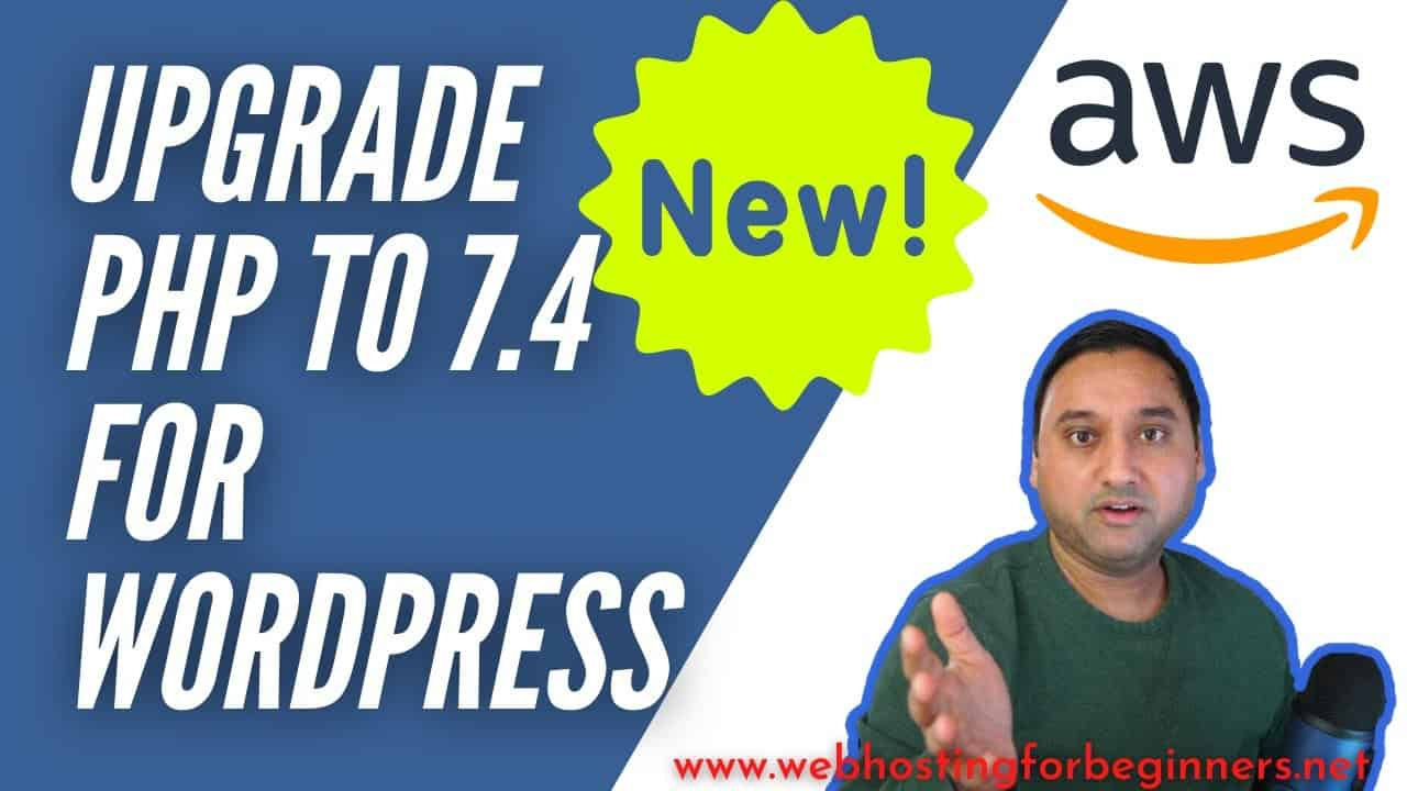 How To Update PHP for WordPress on AWS Lightsail Server