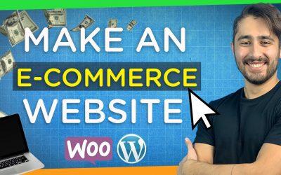 WordPress For Beginners – How to Create an eCommerce Website (WordPress + WooCommerce)   Step-by-Step 2021