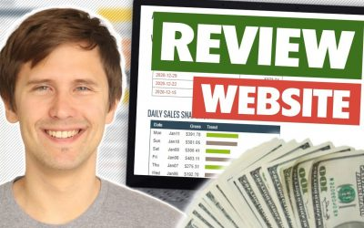 WordPress For Beginners – How to Make Money Online With a Review Website – Step-By-Step Tutorial (WordPress)