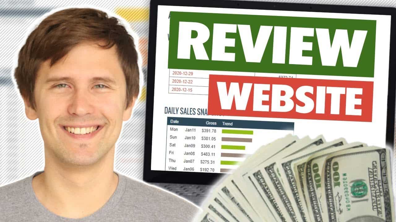 How to Make Money Online With a Review Website - Step-By-Step Tutorial (WordPress)