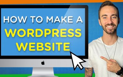 WordPress For Beginners – How to Make Website with WordPress   Step-by-Step Beginner's Guide 2021