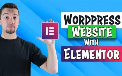 WordPress For Beginners – How To Make a WordPress Website – For Beginner