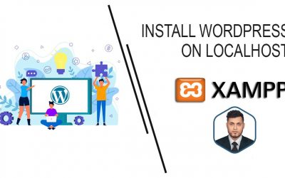 WordPress For Beginners – How to install WordPress on localhost [XAMPP] Step-By-Step [WordPress Tutorial for Beginners – 2021]