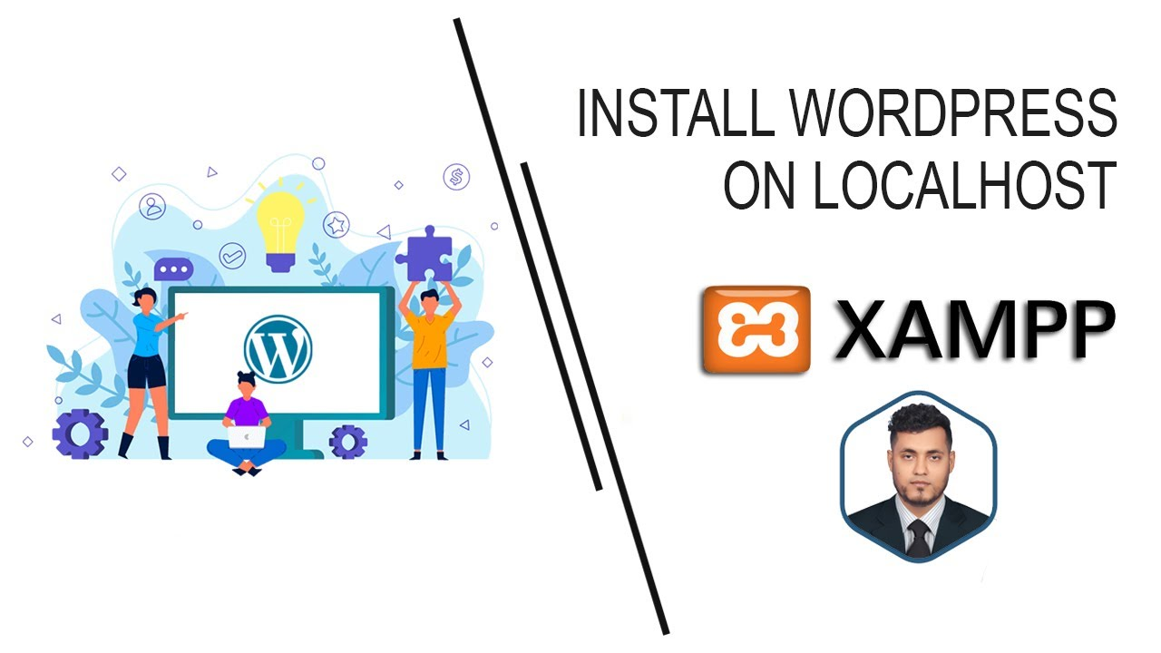 How to install WordPress on localhost [XAMPP] Step-By-Step [WordPress Tutorial for Beginners - 2021]