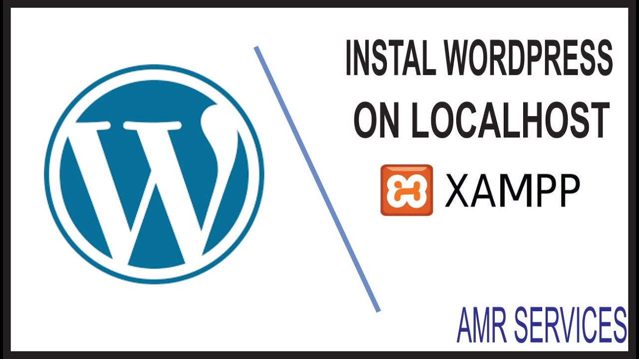 Install WordPress on localhost - xampp Step By Step | WordPress for Beginners