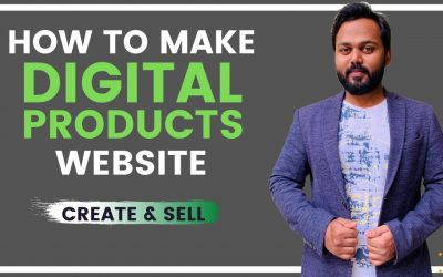 WordPress For Beginners – Make a Digital Products Website – Create and Sell any Digital Product Easily – Latest Tutorial 2021