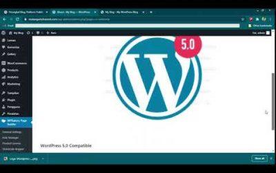WordPress For Beginners – Tutorial WordPress – Mengunggah dan Memasang Tema Costum & Plugin