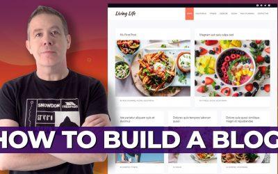 WordPress For Beginners – WordPress Blog Website Tutorial | Perfect For Beginners | All Free Tools