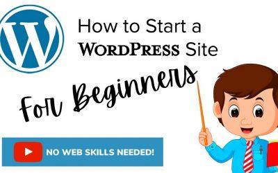 WordPress For Beginners – WordPress Tutorial For Beginners 2021 [Made Easy]