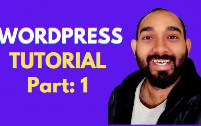 WordPress For Beginners – WordPress Tutorial for Beginners #1 |  What is WordPress and Why it is so Popular?