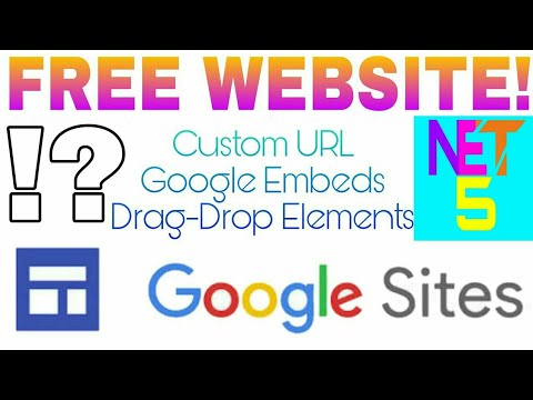 How to make your own WEBsite for FREE!! - Step by Step - Full tutorial