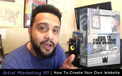 Do It Yourself – Tutorials – How To Create Your Own Website | Artist Marketing 911