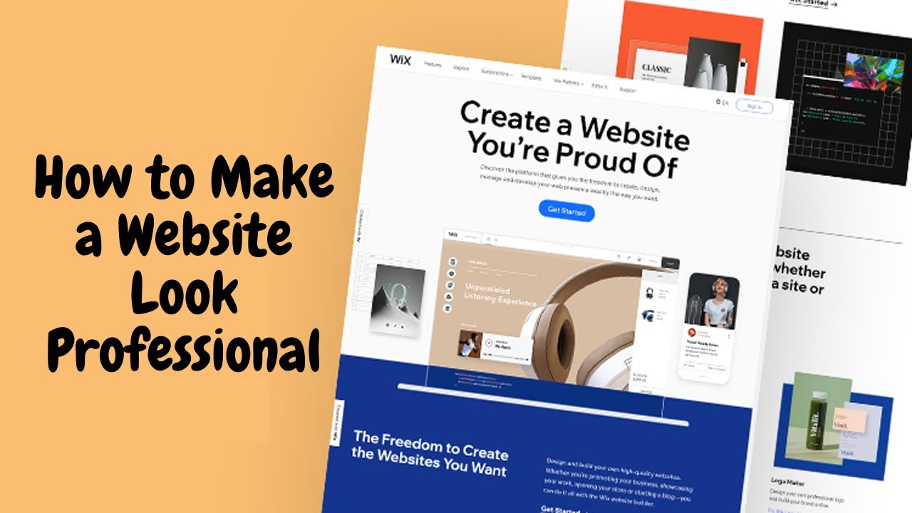 How to Make a Website Look Professional On WordPress - Bluehost WordPress Tutorial