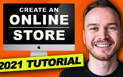 Do It Yourself – Tutorials – How To Create An Online Store Website 2021 [eCommerce Website Tutorial]