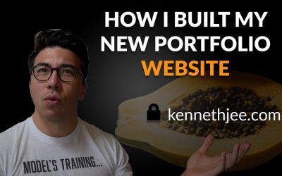 Do It Yourself – Tutorials – How to Build a Website  – Building my ULTIMATE Portfolio Website