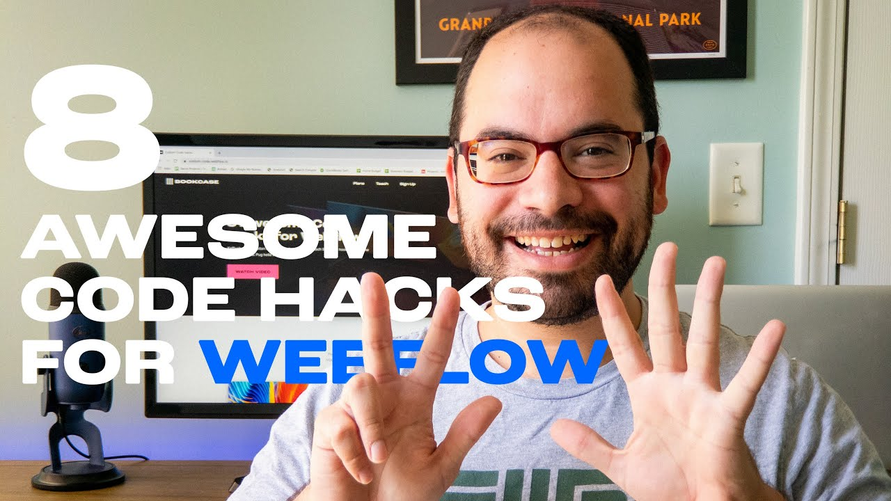 8 Awesome Custom Code Hacks for your Webflow Project