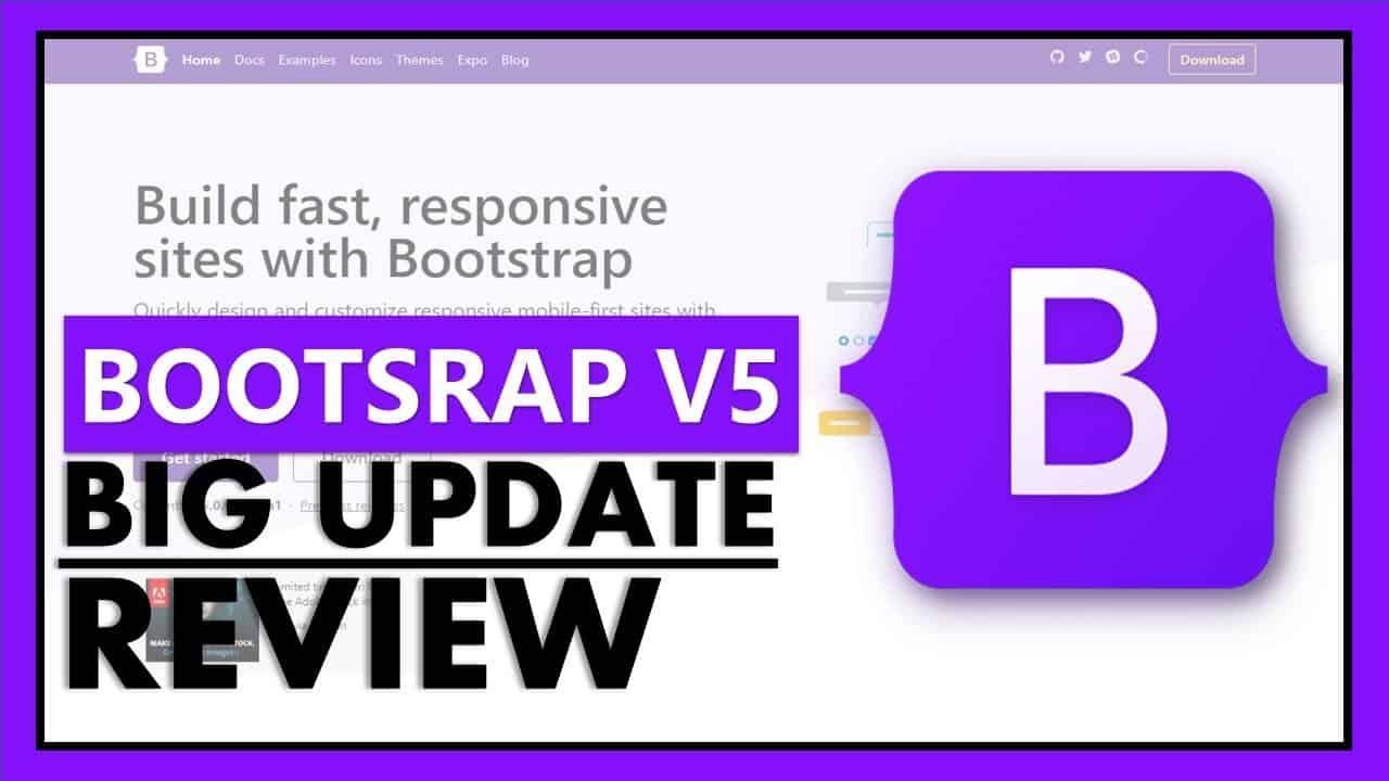 BOOTSTRAP 5 APA YANG BARU ? #CSS #BOOTSTRAP #WEB