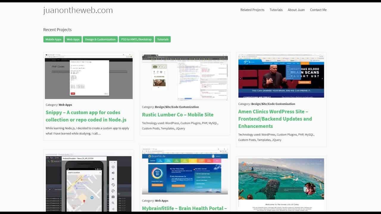 A website design and website development tutorial for beginners (HTML, Bootstrap, CSS)