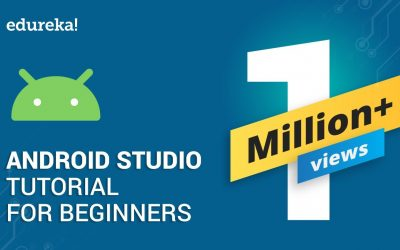 Do It Yourself – Tutorials – Android Studio Tutorial For Beginners – 1 | Android Tutorial | Android App Development | Edureka